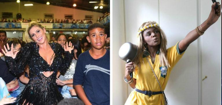 Tem branco no samba: Carnaval também é época de discutir privilégios