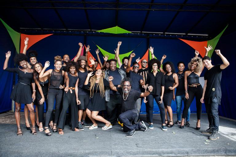 Frente Artística Negra com shows, dança, teatro e feira com afroempreendedores no RJ
