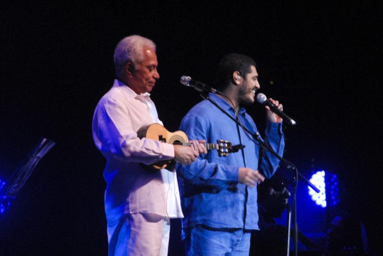Paulinho da Viola e Velha Guarda da Portela recebem Criolo na Fundição Progresso