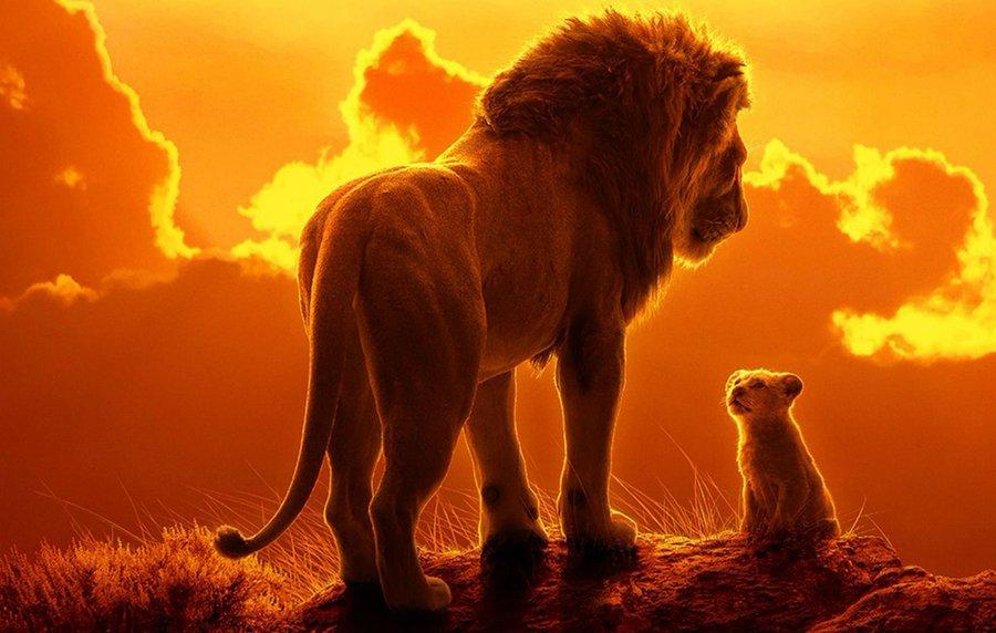 Resultado de imagem para filme O Rei Leão