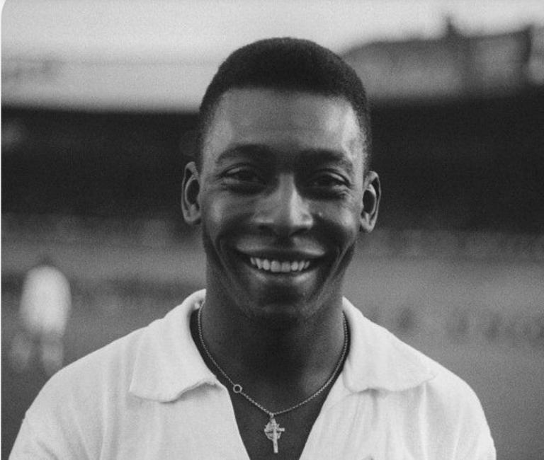 Será que Pelé teve a mesma chance?