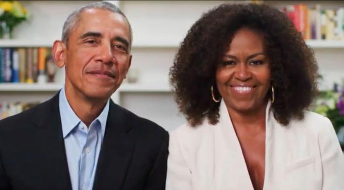 O casal Obama - Foto: Reprodução Youruve