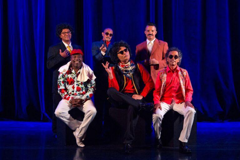 'Os Bambas' Grupo Art Popular canta clássicos do samba em seu novo álbum