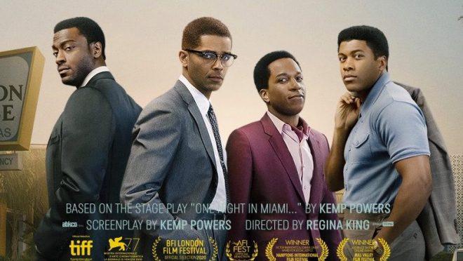 'Uma Noite em Miami' estreia na Prime Video Brasil