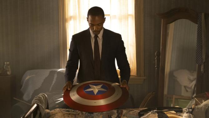 Qual a importância de ter um Capitão América negro?