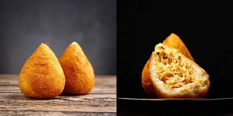 Fácil e saborosa: aprenda a fazer coxinha de mandioca