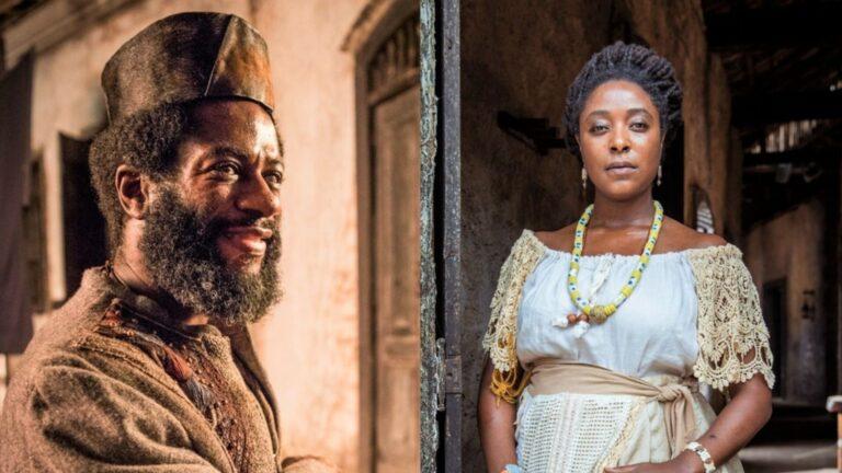 Dani Ornellas e Rogério Brito falam da emoção em viverem líderes da Pequena África em novela das seis