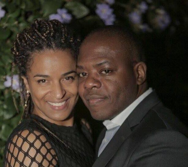 """Silvio Almeida e sua esposa Ednéia Carvalho serão """"casal ilustre"""" em evento voltado ao amor preto em São Paulo"""
